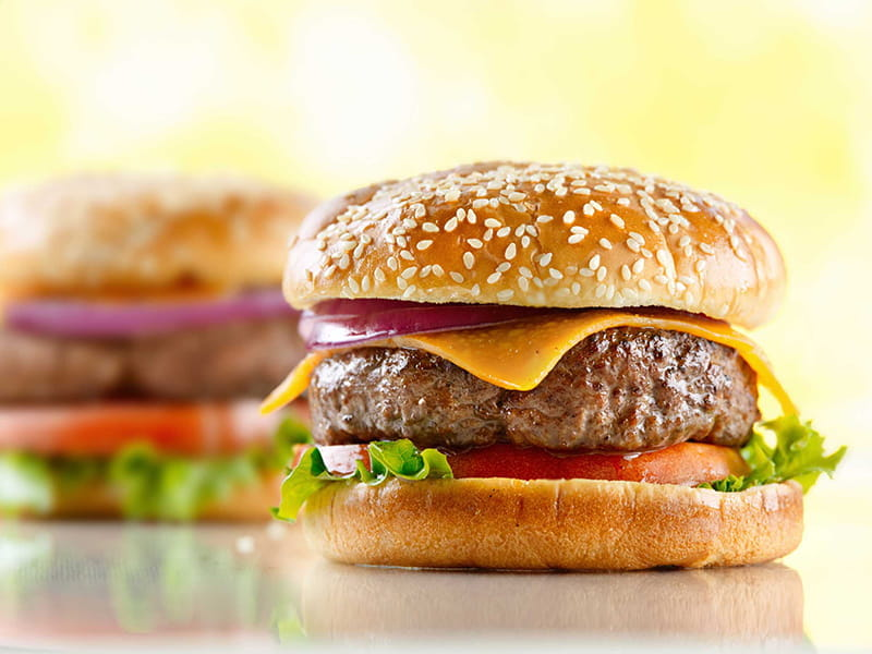 Improve the yield and texture of burgers