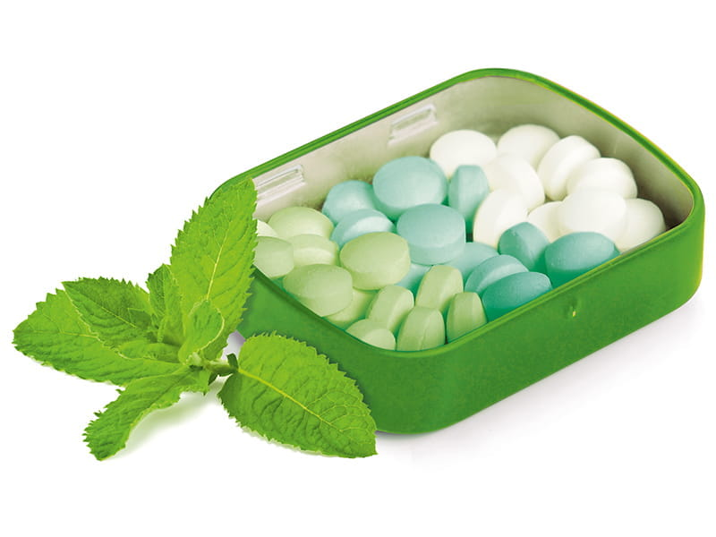 Tabletting | A complete palette of possibilities for refreshing mints