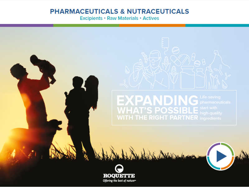 Pharmaceuticals & Nutraceuticals Product Catalogue